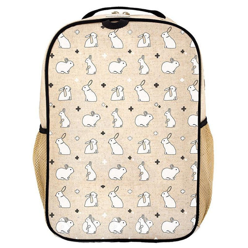 So Young Grade School Backpack - Bunny Tile - CanaBee Baby