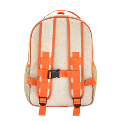 So Young Toddler Backpack - Orange Fox - CanaBee Baby