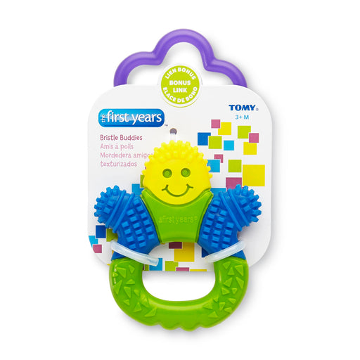 Learning Curve Teether Bristle Buddy
