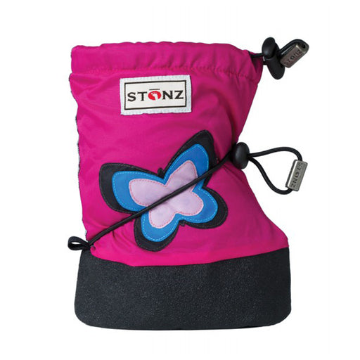 Stonz Booties - Butterfly - CanaBee Baby