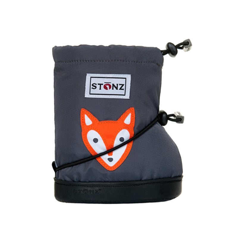Stonz Booties PLUS Foam - Fox - CanaBee Baby
