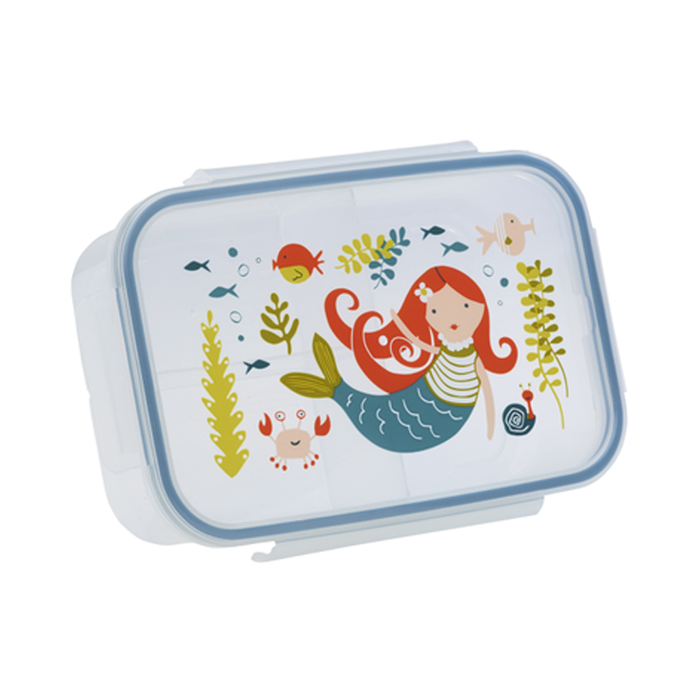 Sugarbooger Good Lunch Bento Box - Isla the Mermaid - CanaBee Baby