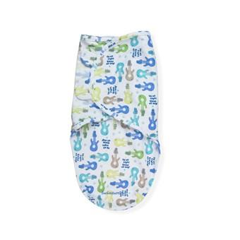 Summer Infant Swaddleme Guitars S/M - CanaBee Baby