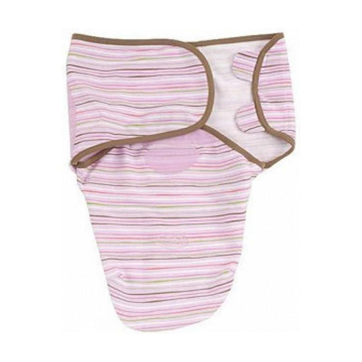 Summer Infant Cotton Swaddleme Girl Multi Stripes S/M - CanaBee Baby