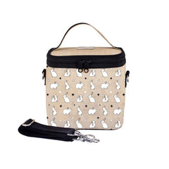 So Young Small Cooler Bag - Bunny tile - CanaBee Baby