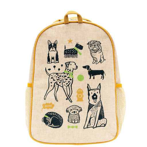 So Young Toddler Backpack Wee Gallery Pups TB-WGPU-RU