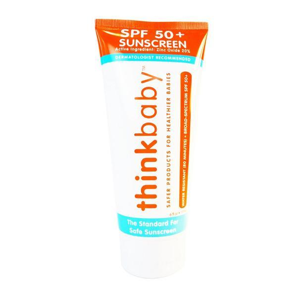 Thinkbaby Sunscreen Baby Spf 50+ 6oz - CanaBee Baby