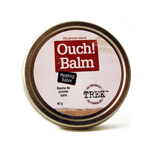 Trek OUCH! Balm Herbal Salve 40g - CanaBee Baby