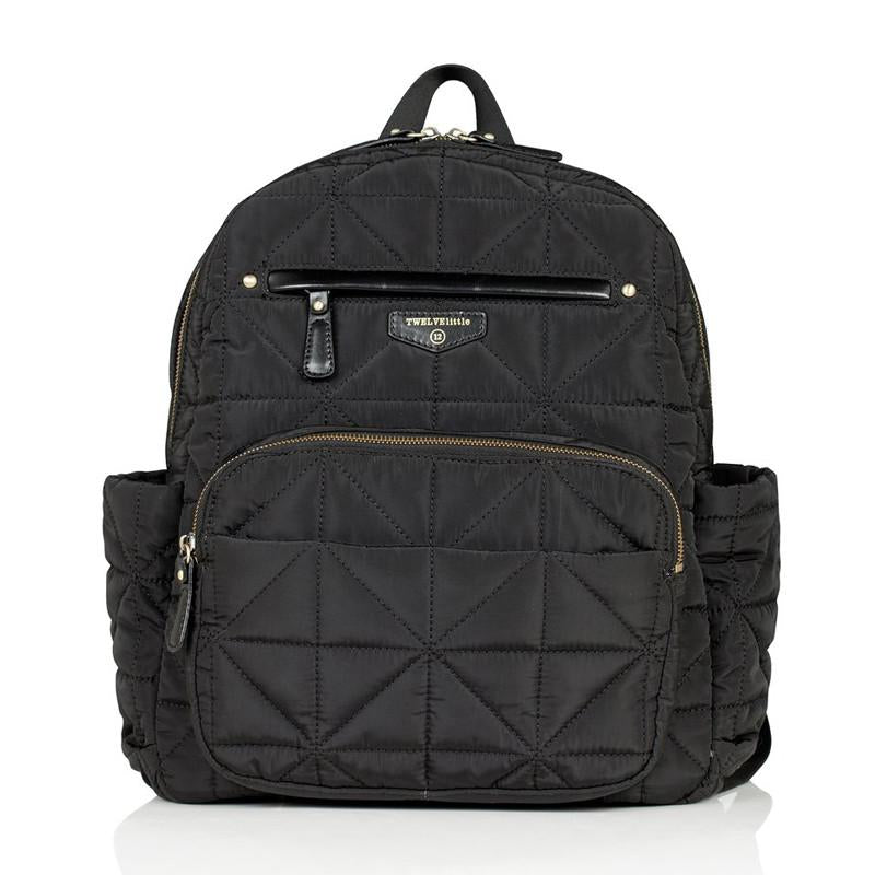 Twelve Little Companion Backpack - Black - CanaBee Baby