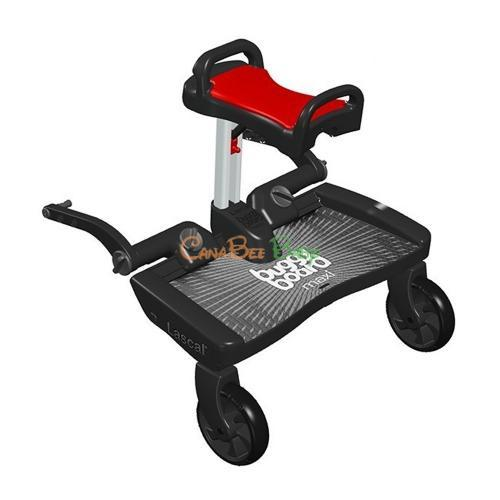 Lascal Buggy Board Saddle Red - CanaBee Baby
