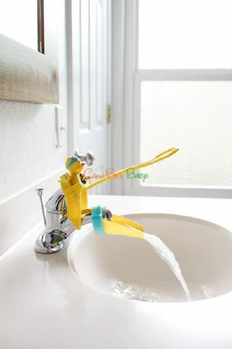 Aqueduck Single Handle Faucet Extender - CanaBee Baby