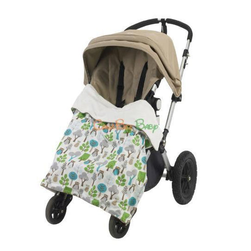 Dwell Studio Stroller Blanket - Owl Sky - CanaBee Baby