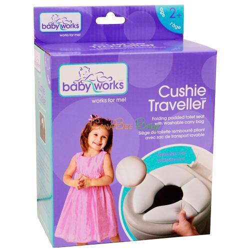 Baby Works Cushie Traveller - CanaBee Baby