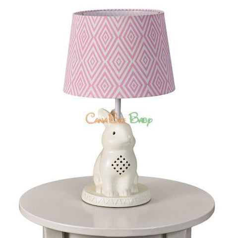 Lolli Living Lamp Base & Shade - Bunny