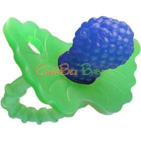 Razbaby RazBerry Teether Blue - CanaBee Baby
