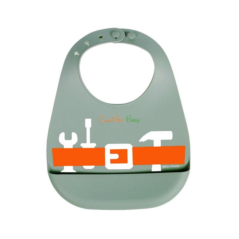 Bella Tunno Wonder Bibs - Little Tool Man - CanaBee Baby
