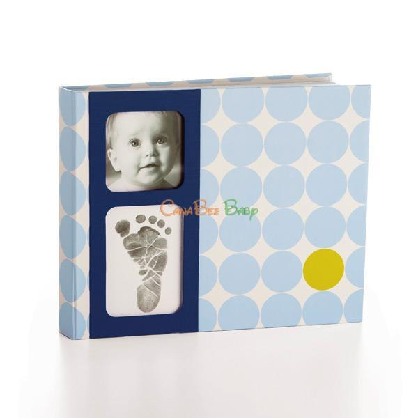 Pearhead Babyprints Memory Book - CanaBee Baby