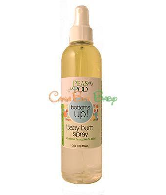 Peas in A Pod Bottoms Up! Baby Bum Spray 250ml - CanaBee Baby