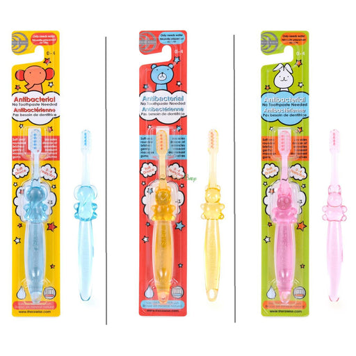 Thera Wise Children's Toothbrush 0-4years 1pk - Assortment - CanaBee Baby