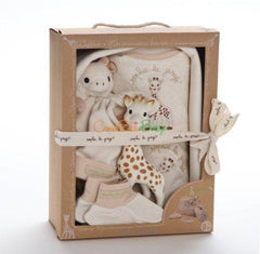 Vulli So Pure My First Hours Gift Box Sophie the Giraffe - CanaBee Baby