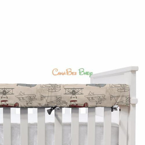 Lolli Living Crib Railing - Hangar
