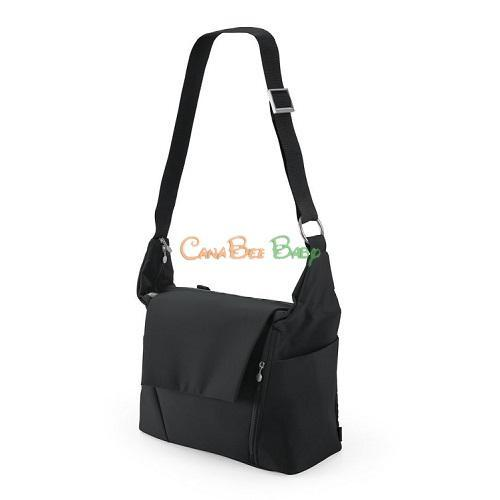 Stokke Changing Bag Black (New) - CanaBee Baby