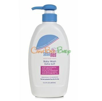 Sebamed Baby Wash Extra Soft 400ml - CanaBee Baby