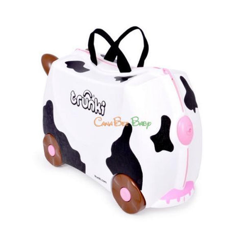 Trunki Children's Ride On Suitcase Frieda Cow - CanaBee Baby