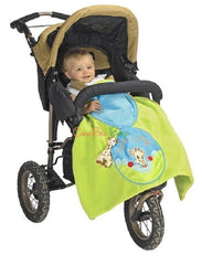 Vulli Sophie 2 in 1 Travel blanket - CanaBee Baby