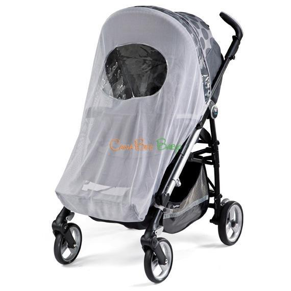 Peg Perego Mosquito Netting for Pliko 4/Switch 4/Mini/SI/GT3 - CanaBee Baby