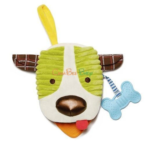 Skip Hop Bandana Buddies Puppet Books - Dog