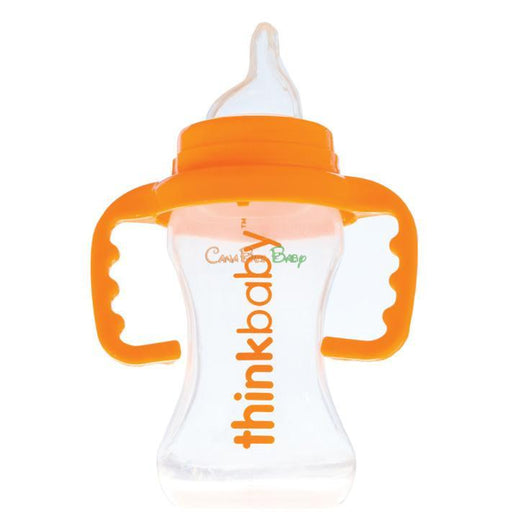Thinkbaby Sippy Cup Stage C 9oz - Orange - CanaBee Baby