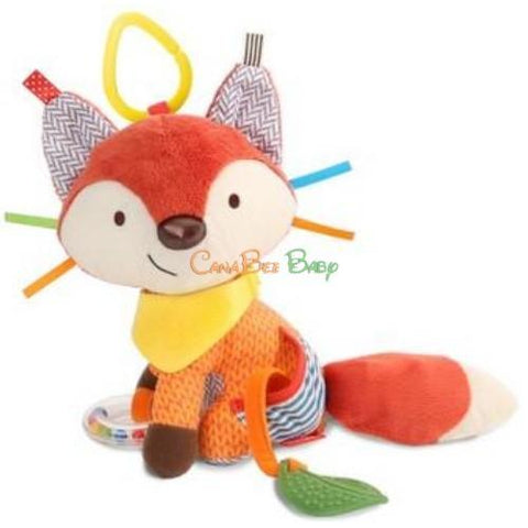 Skip Hop Bandana Buddies Activity Toy in Fox