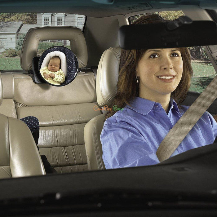 Diono Easy View Back Seat Mirror - CanaBee Baby