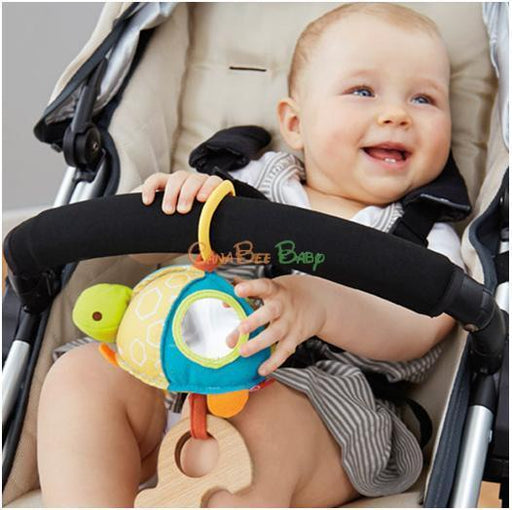 Skip Hop Stroller Toys Turtle - CanaBee Baby