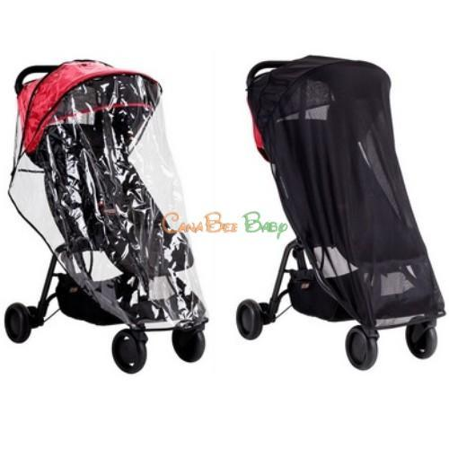 Mountain Buggy Nano All Weather Cover Set - CanaBee Baby