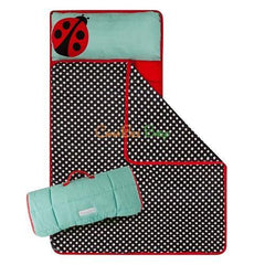 JJ Cole Little Nap Mat in Ladybug - CanaBee Baby
