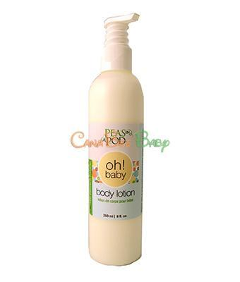 Peas in A Pod Oh Baby! Bady Lotion 250ml - CanaBee Baby