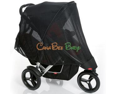 Phil & Teds Vibe UV Mesh Cover Double - CanaBee Baby
