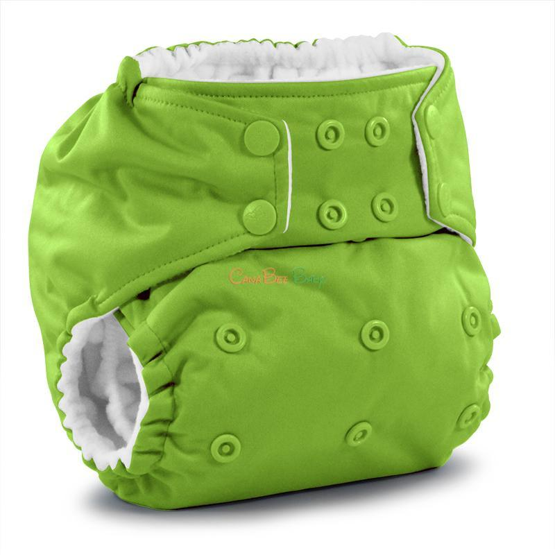 Kanga Care Rumparooz One Size Cloth Pocket Diaper Snap - Tadpole - CanaBee Baby
