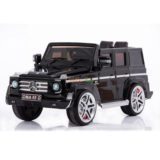 KoolKarz Mercedes Benz G55 AMG Electric Ride On Toy Car - CanaBee Baby
