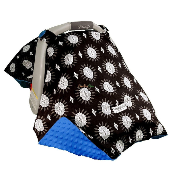 Carseat Canopy Maddox - CanaBee Baby