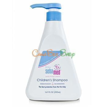 Sebamed Children's Shampoo 500ml - CanaBee Baby