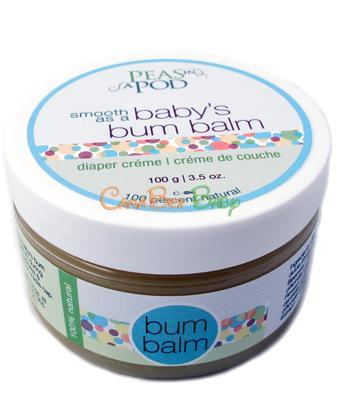 Peas in A Pod Smooth as a Baby's Bum Balm 100g