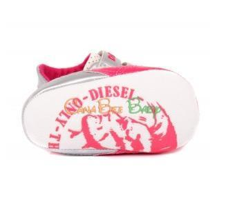 Diesel Infant Baby Bird Pink - CanaBee Baby
