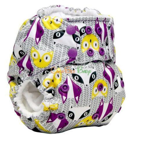 Kanga Care Rumparooz One Size Cloth Pocket Diaper Snap - Boonie - CanaBee Baby