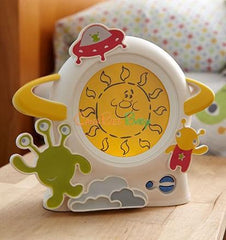 Gro Clock Faces Little Aliens - CanaBee Baby