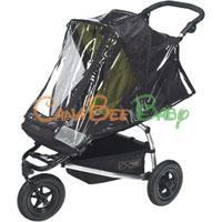 Mountain Buggy Swift Storm Cover - CanaBee Baby