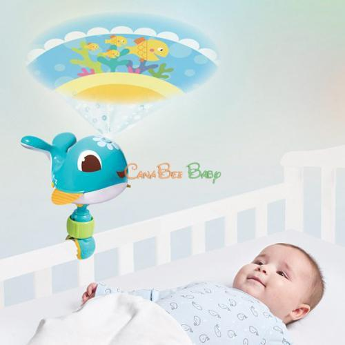 Tiny Love Take-Along Projector Soother - Cody(Blue) - CanaBee Baby