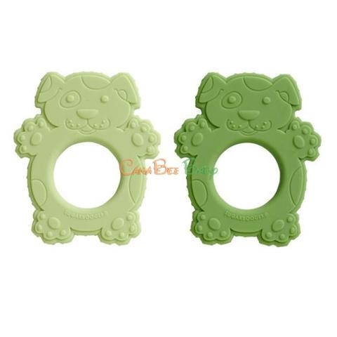 Sugarbooger Teether- Scuffy Dog - CanaBee Baby